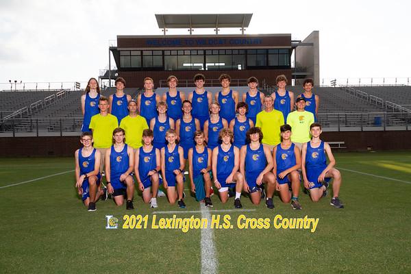 2021 Boys Cross Country