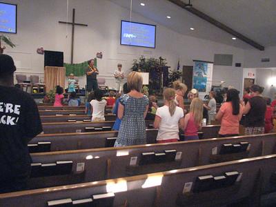TN - Shelbyville Nazarene church, VBS, Shelbyville TN, June 2011