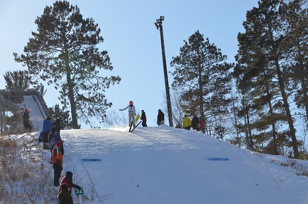 Itasca Ski Club:  February 22, 2015