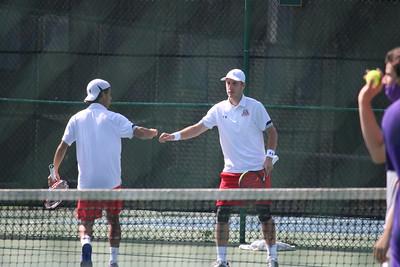 Men's Tennis Wins OVC