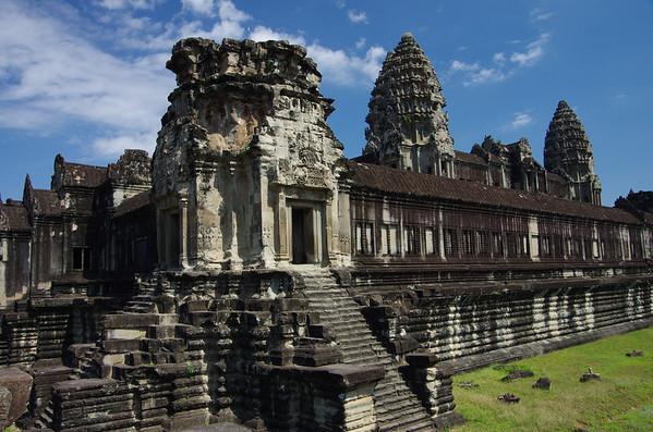 Places around Siem Reap