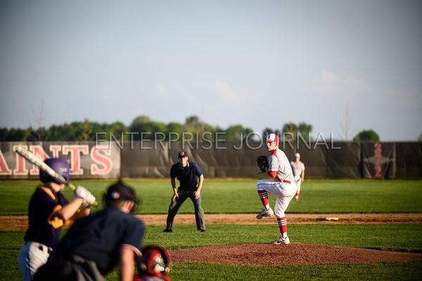2019 Saints Baseball