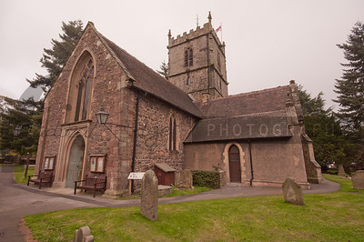St Laurence's Church, Stretton