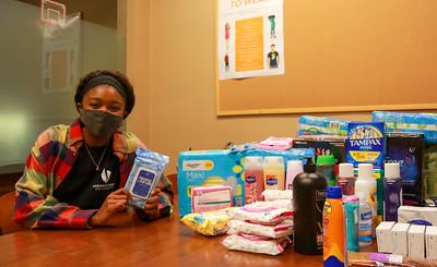 Feminine Hygiene Product Drive