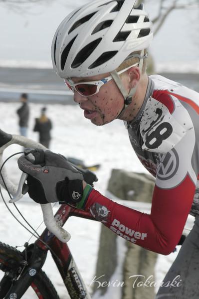 2005 Cyclocross Nationals, December 10, 2005 - U 23 Men