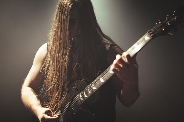 Blackdeath + Archgoat + Ondskapt + Inquisition - January 2015