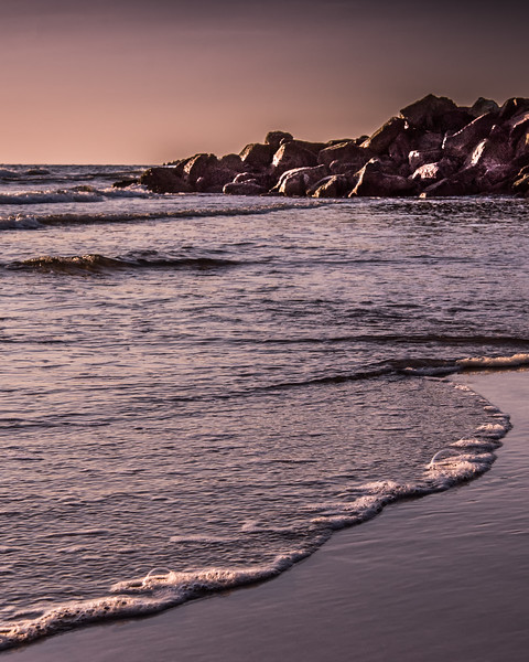 Salisbury Beach State Reservation sunrise