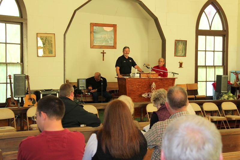 Dan Spurlock Regional Stand in the Gap Coalition Leader Facilitates October Meeting