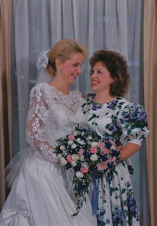 1992 Nancy & Peter's Wedding
