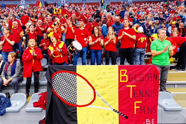 Fedcup Belgium Kazakhstan 2020