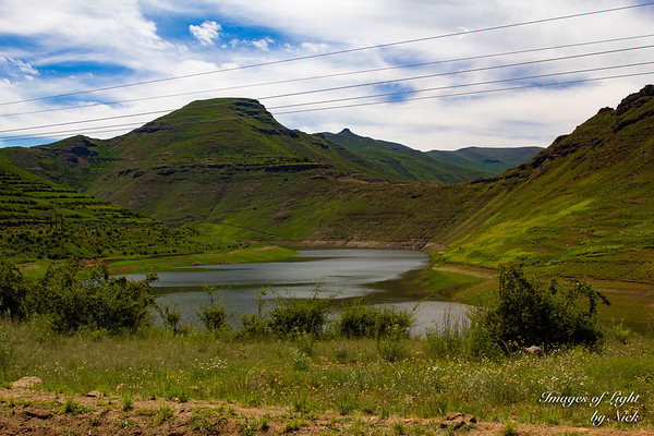 Scenes from Lesotho