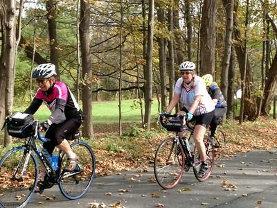 October 11 Wednesday Ride