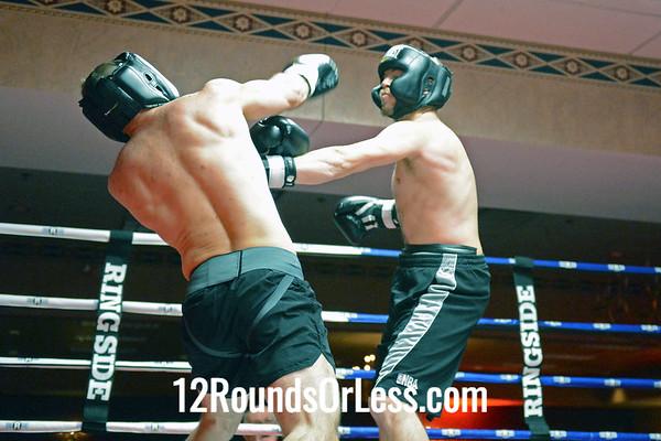 2013 Nov, 27, Weirton, WV, Serbian Center, Made Men Promotions, A. Magnone