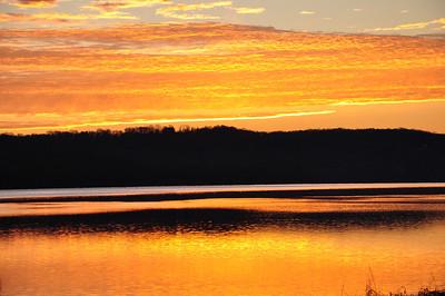 11-14-13 Haddam Meadows Sunrise