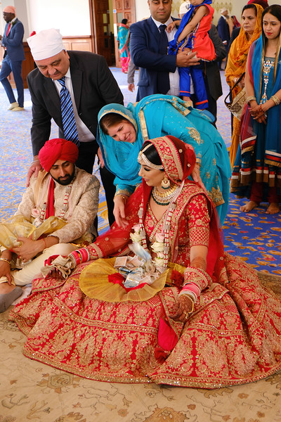 Pooja Notta and Gavinder Johal Wedding