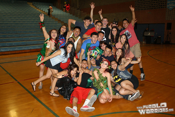 Spirit Week ~ Senior Goodbye Spirit Assembly