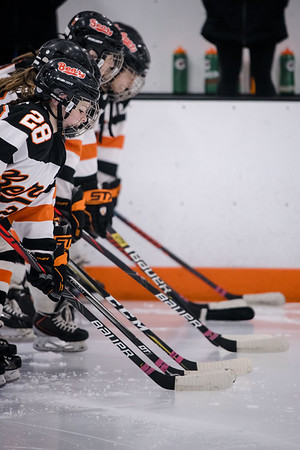 WBL Girls Hockey -V- Cretin 2019