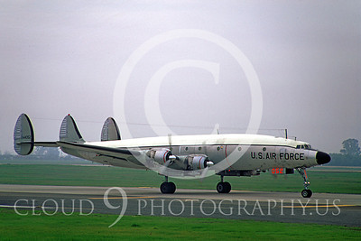 USAF Lockheed C-121 Constellation Military Airplane Pictures