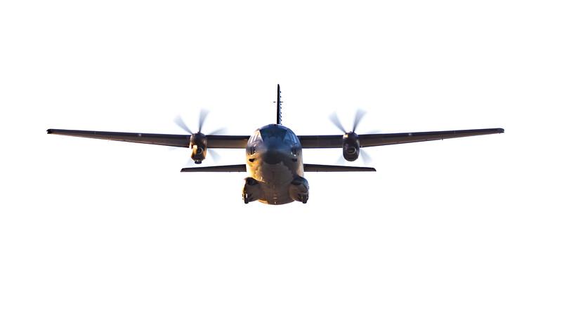 Alenia C-27J Spartan