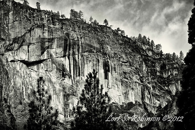 Yosemite Black and White 2012