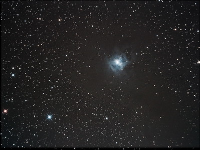 C4  - NGC7023 Iris Nebula