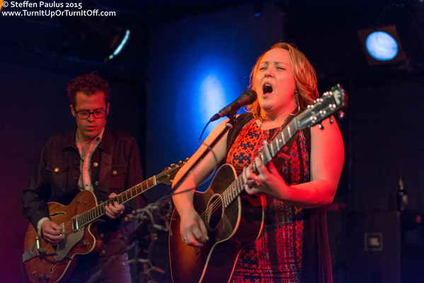 2015.05.20 - Samantha Martin And Delta Sugar @ Rivoli