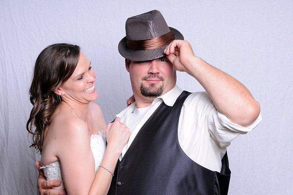 Nate and Kristan Photo Booth