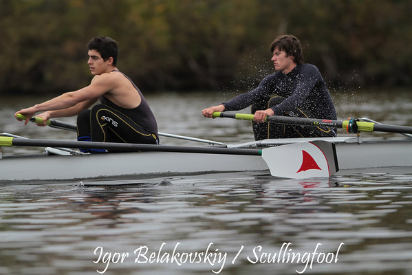 Youth Eights, Men