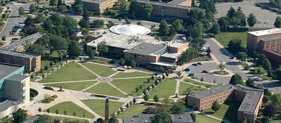 Campus Aerial Images