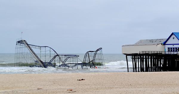 Jersey Shore post Sandy