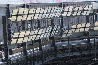 Planled debutted it's innovative LED lighting system at the Seattle Mariners' Safeco Field on April 7, 2015 are are now lighting Yankee Stadium in the fall.