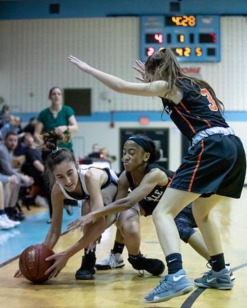 20191206 Varsity Girls Basketball Rockville at Whitman