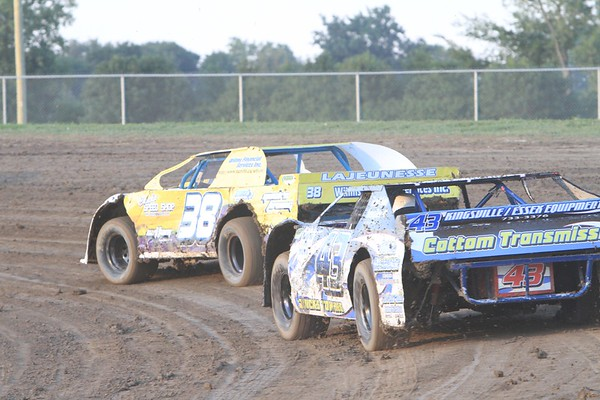 South Buxton Raceway, Merlin, ON, August 13, 2011
