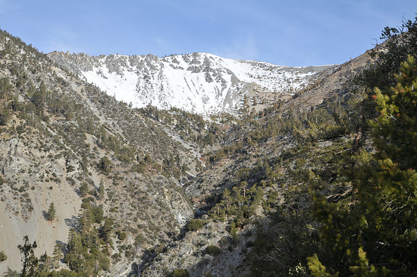 Mt. Baldy March 15, 2011