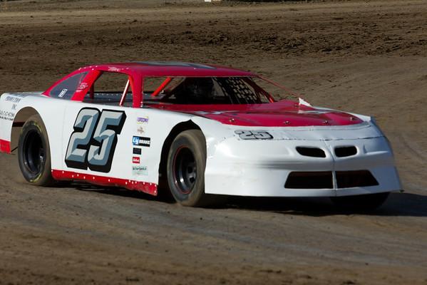 Coos Bay Speedway - 2012