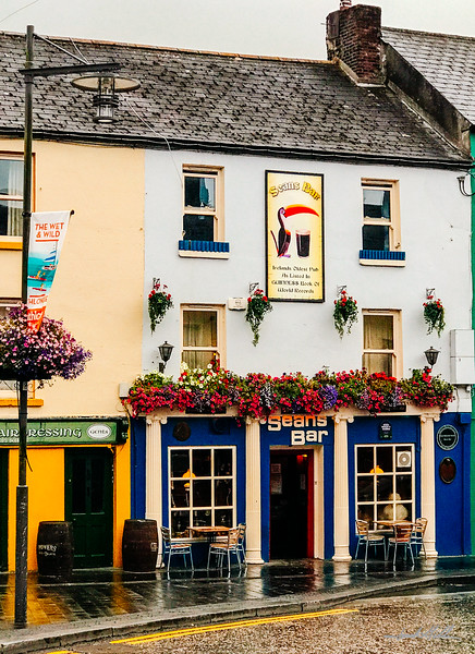 Sean's Bar, (oldest pub in Europe, on the west shore of the Shannon River