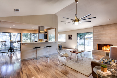 Clean Contemporary Completed