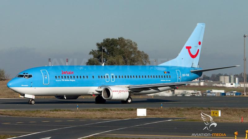 Jetair / Boeing B737-4K5 / OO-TUB