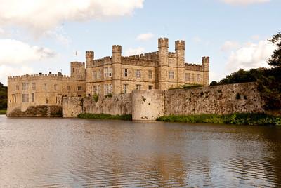 Leed Castle - Kent county - UK