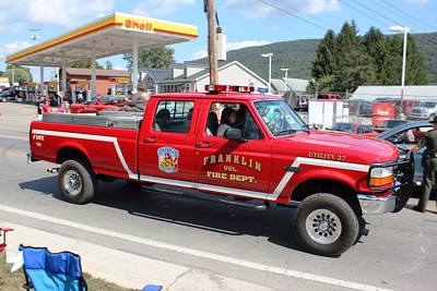 Franklin WV Volunteer Fire Department