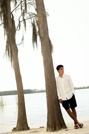 Jackson's Senior Photos
