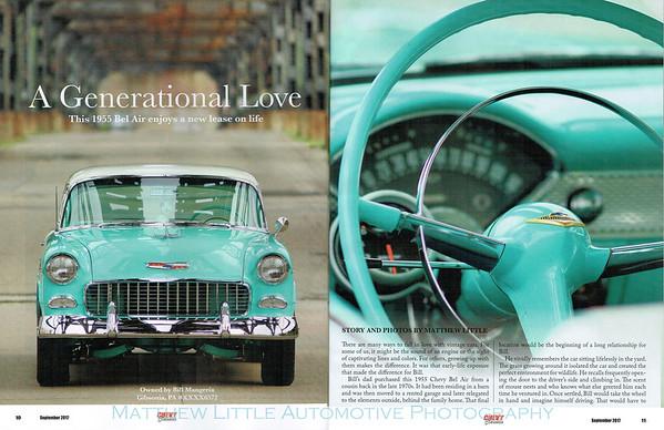 Chevy Classics Magazine