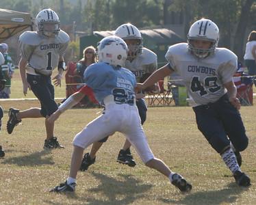 23Oct10 Jr. Cowboys v. Titans