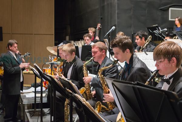 Band - Westlake High School Cluster - May 24, 2016