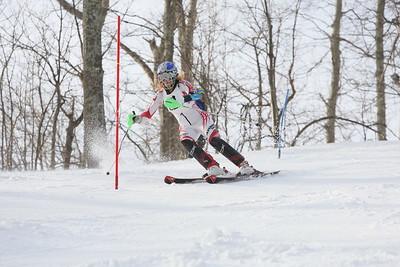 Wintergreen Slalom Race