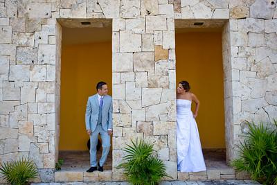 Reyna + Carlos