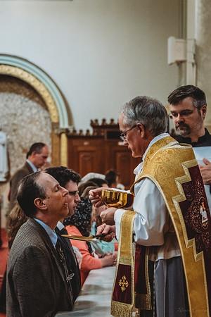 St. Peter's High Mass