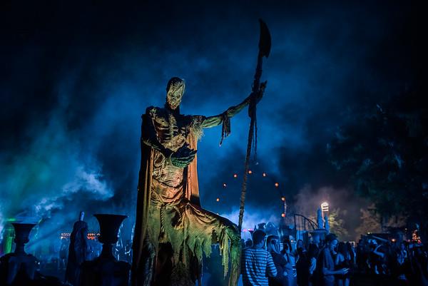 Voodoo Music + Arts Experience 2016