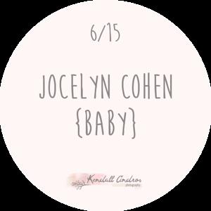 Jocelyn Cohen