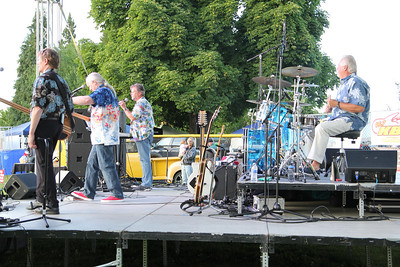 Concert in the Park  2014